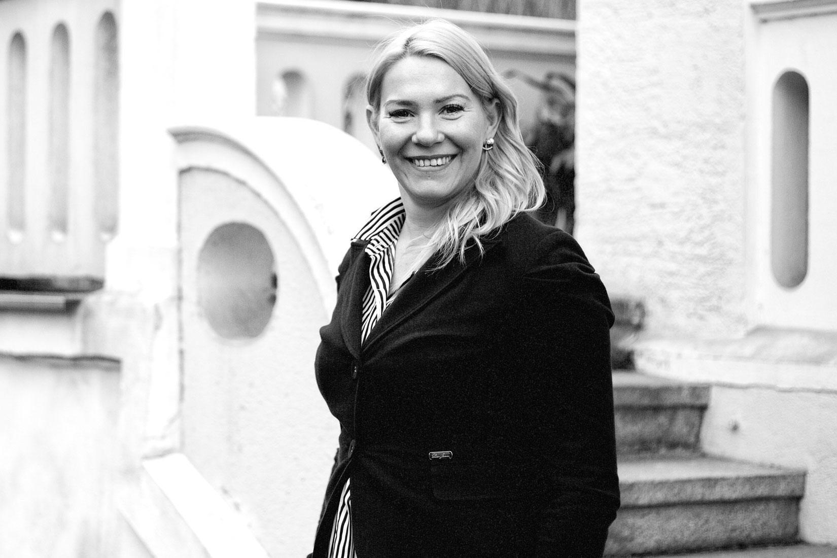Martina Hagl Refior Geschäftsführerin